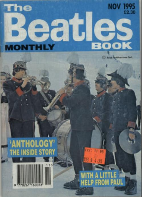 The Beatles The Beatles Book No. 235 1995 UK magazine TBB NO. 235
