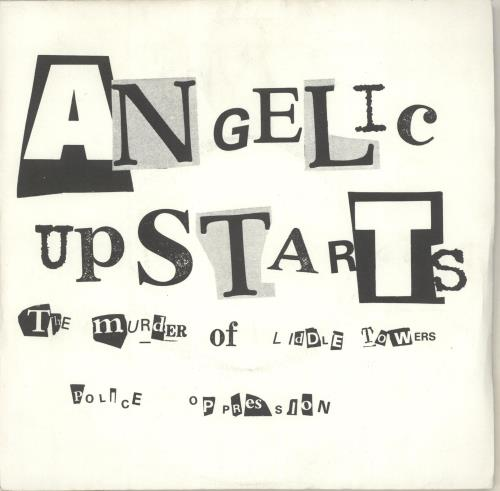 Angelic Upstarts The Murder Of Liddle Towers 1978 UK 7\
