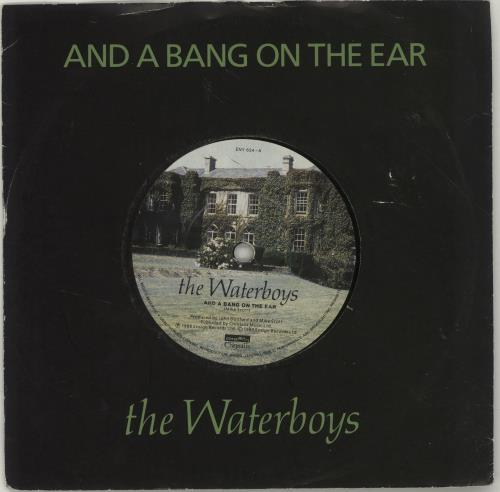 Waterboys And A Bang On The Ear 1989 UK 7\