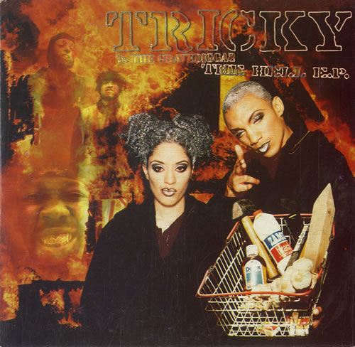 The Hell Ep - Tricky