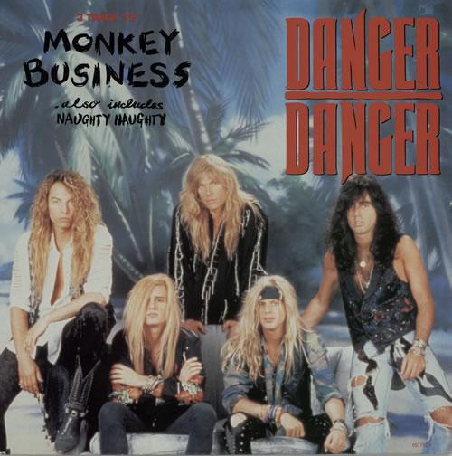 Danger Danger - Monkey Business LP