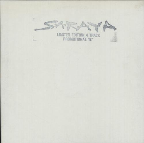 Saraya Love Has Taken Its Toll 1989 USA 12 vinyl SARDJ1