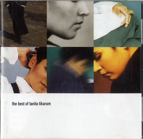 Tanita Tikaram The Best Of Tanita Tikaram 1996 UK CD album 0630151062