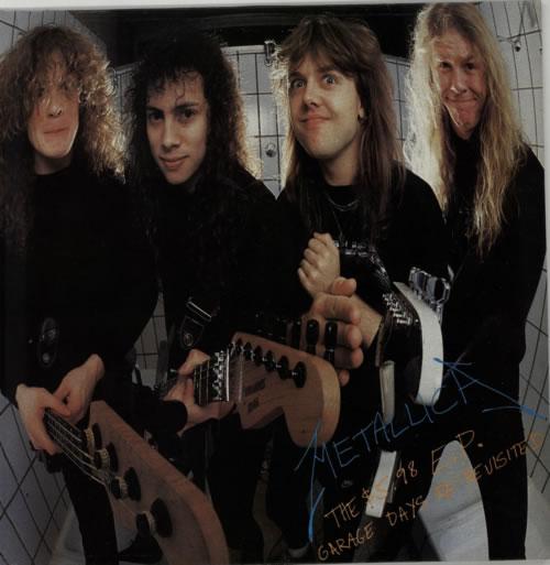 Metallica - The $5.98 E.p. Garage Days Re-revisited