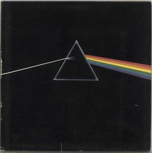 Pink Floyd - The Dark Side Of The Moon - 7th - Complete - Ex