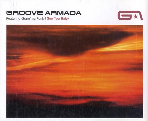Groove Armada I See You Baby 2004 Australian CD single 0550892