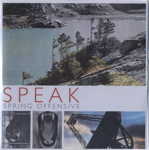 Spring Offensive Speak 2013 UK CDR acetate CDR