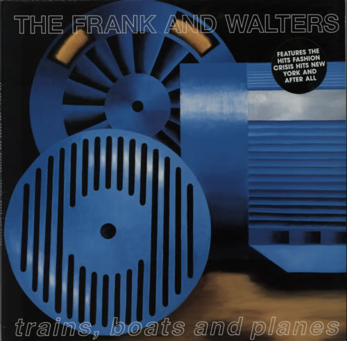 The Frank And Walters Trains Boats And Planes 1992 UK vinyl LP 8284021