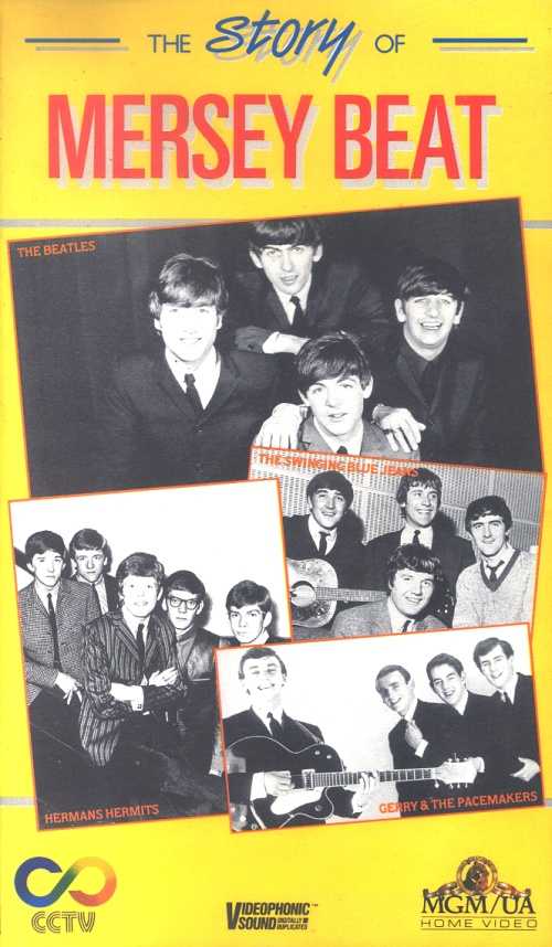 Various-60s & 70s The Story Of Mersey Beat 1986 UK video UMV10780