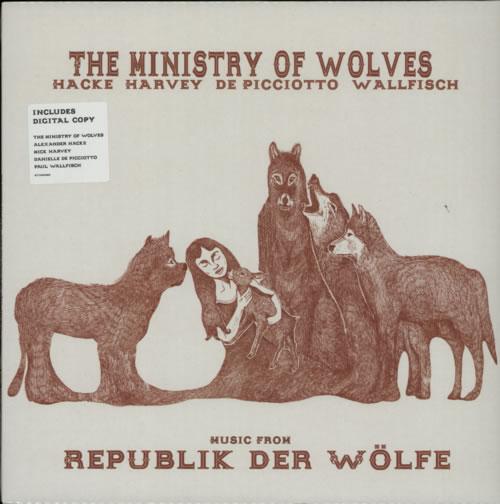 Ministry Of Wolves - Hacke Harvey De Picciotto Wallfisch