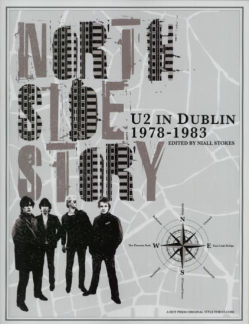 U2 North Side Story  U2 In Dublin 19781983 UK book U2COM9