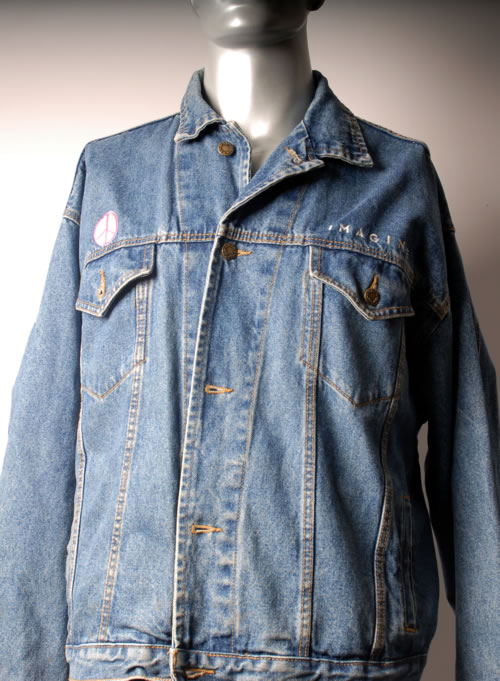 John Lennon Imagine 1988 USA jacket JACKET
