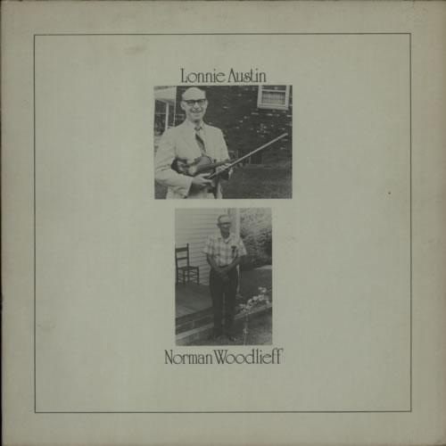 Lonnie Austin & Norman Woodlieff Lonnie Austin & Norman Woodlieff 1975 UK vinyl LP LEE4045