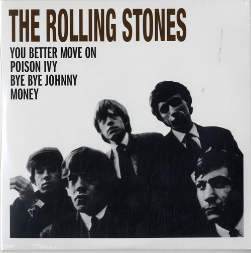 Rolling Stones The Rolling Stones  RSD 2014 UK 7 vinyl 018771890911
