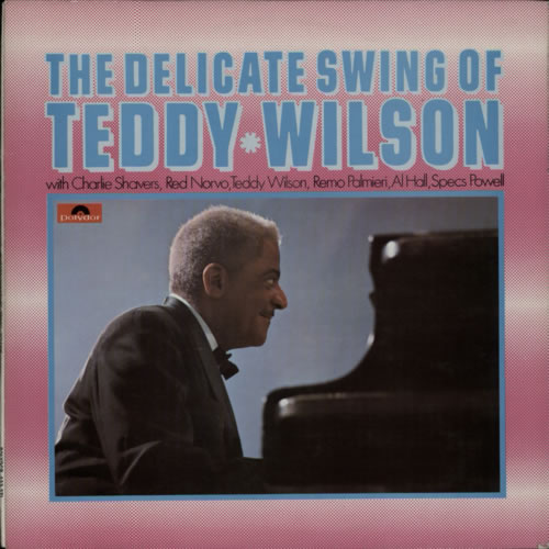 Teddy Wilson The Delicate Swing Of Teddy Wilson 1968 UK vinyl LP 623271