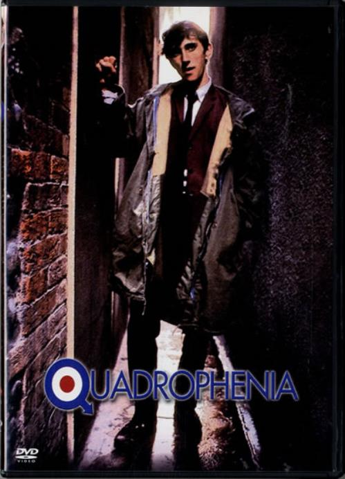 The Who Quadrophenia 2001 USA digital video tape R2976624