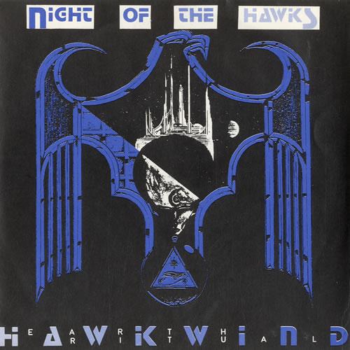 Hawkwind Night Of The Hawks 1984 UK 7\