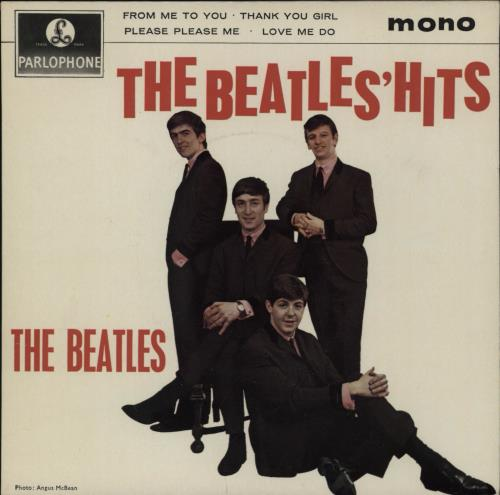 Beatles - The Beatles' Hits - 2nd - Bupr