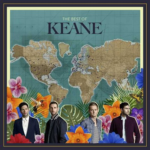 Keane (00s) The Best Of 2013 UK 2CD album set 3751846