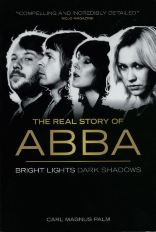 Abba The Real Story Of Abba 2014 UK book 9781783053599