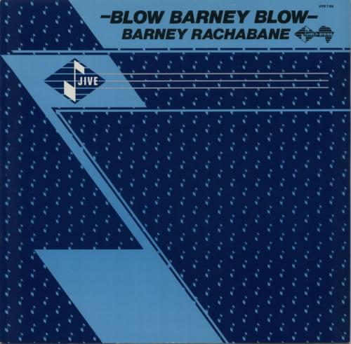 Barney Rachabane Blow Barney Blow 1984 UK 12\