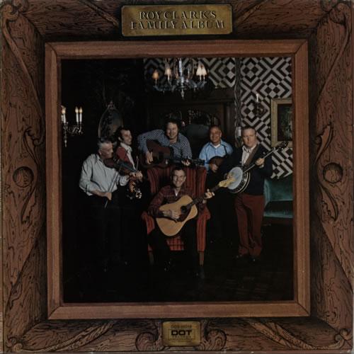 Clark, Roy - Roy Clarke's Family Album