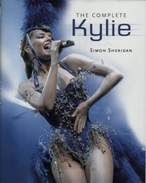 Kylie Minogue The Complete Kylie 2008 UK book 9781905287895