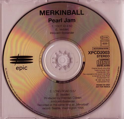 Merkinball - Pearl Jam