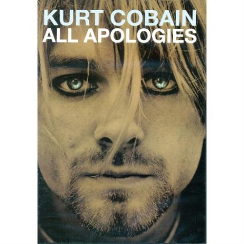 Kurt Cobain All Apologies 2007 UK DVD DVDLKCAA003