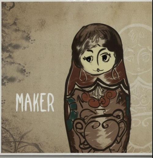 Maker Maker 2013 UK CD single IGN197
