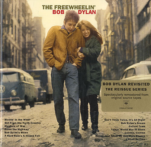 Dylan, Bob - Freewheelin'