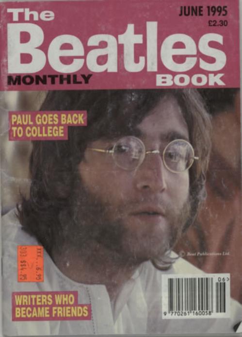The Beatles The Beatles Book No. 230 1995 UK magazine TBB NO. 230