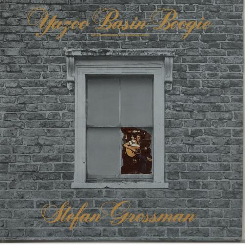 Grossman, Stefan - Yazoo Basin Boogie - 2nd