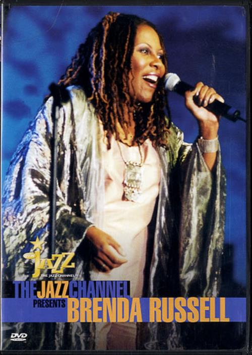 Brenda Russell The Jazz Channel Presents Brenda Russell 2001 USA DVD ID05688JDVD