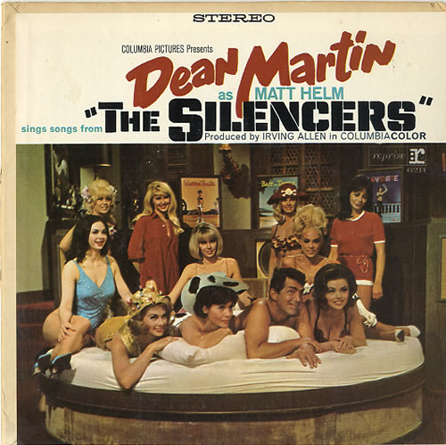 As Matt Helm Sings Songs From quotthe Silencersquot