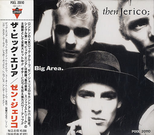 Then Jerico - The Big Area Record