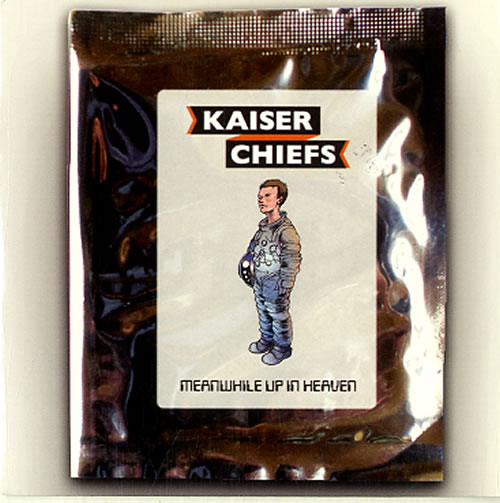 Kaiser Chiefs Meanwhile Up In Heaven 2014 UK CD single EDUCATE06