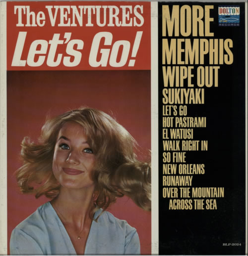 Ventures - Let's Go Album