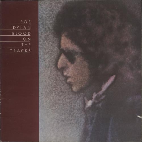 Dylan, Bob - Blood On The Tracks - 1st - Ex