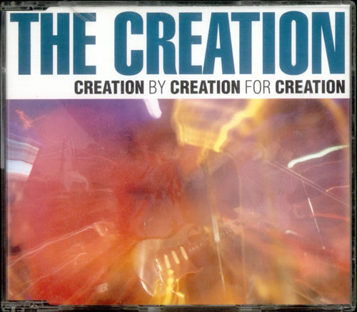Creation (Indie) Creation 1994 UK CD single CRESCD200