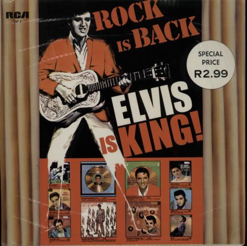 Presley, Elvis - Rock Is Back - Elvis Is King!