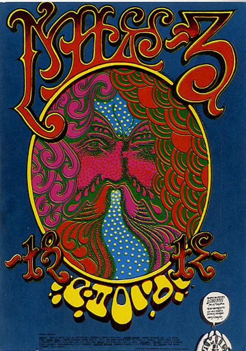 Denver Dog Colorado Concert Postcard