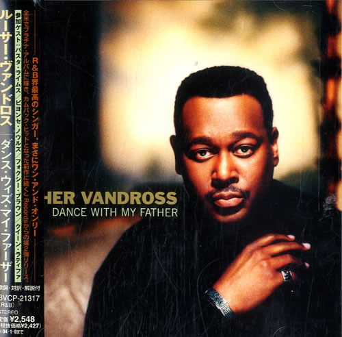 Vandross, Luther - Dance With My Father Album