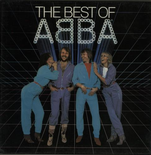 Abba The Best Of Abba 19721981  EX 1981 UK vinyl box set GABAA112