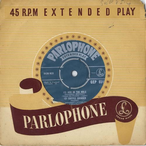 Humphrey Lyttelton Humphrey Lyttelton And His Band 1955 UK 7\