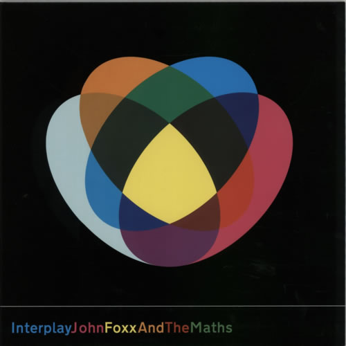 John Foxx Interplay 2011 UK vinyl LP META28LP