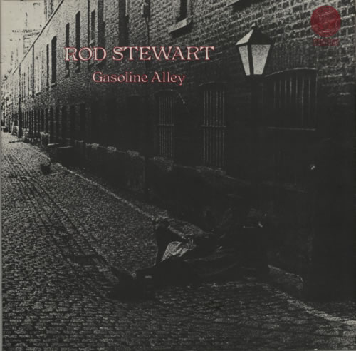 Gasoline Alley - 3rd - Stewart, Rod