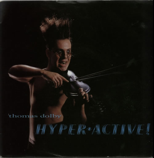 Hyperactive! - Dolby, Thomas
