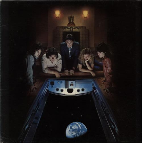 McCartney, Paul - Back To The Egg - Sample