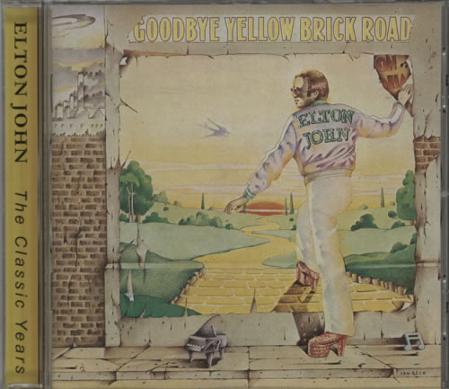 John, Elton - Goodbye Yellow Brick Road EP